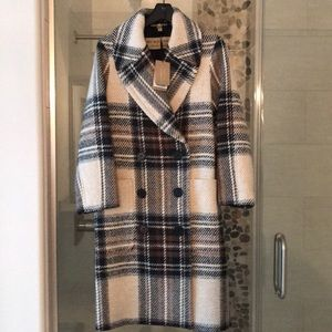 Brand new Burberry Halliday wool coat